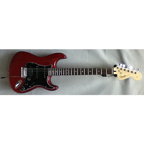 Squier Affinity Stratocaster Red Solid Body Electric Guitar