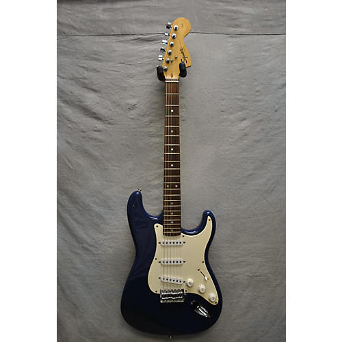 Squier Affinity Stratocaster Solid Body Electric Guitar Blue
