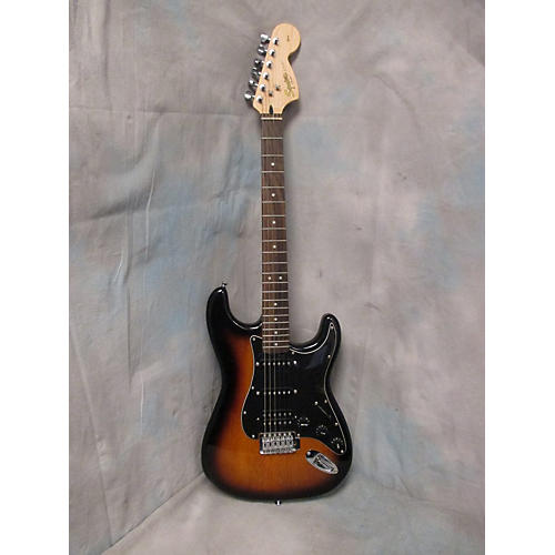 Squier Affinity Stratocaster Sunburst Solid Body Electric Guitar