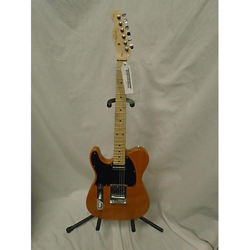 used squier affinity telecaster left handed electric guitar guitar center. Black Bedroom Furniture Sets. Home Design Ideas