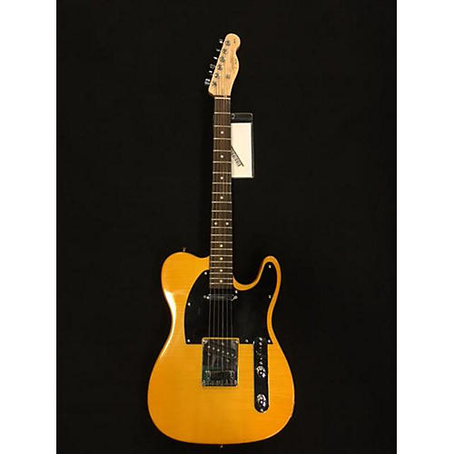 Squier Affinity Telecaster Solid Body Electric Guitar Butterscotch Blonde