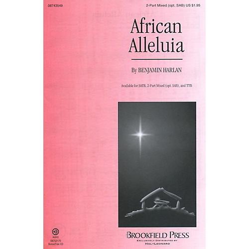Hal Leonard African Alleluia 2-part (SAB)-thumbnail