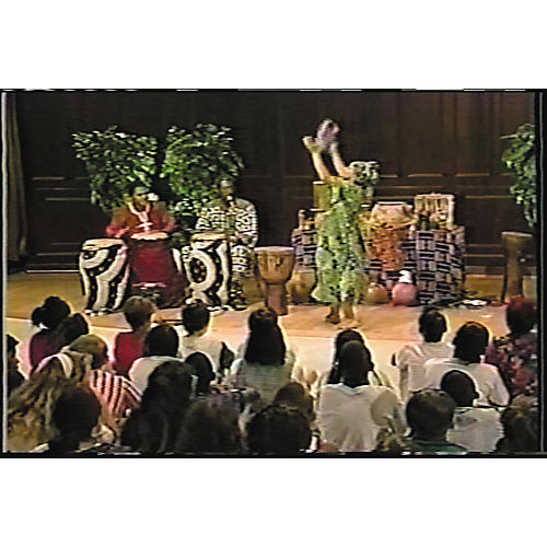Rick Levy African Drumming and Dance (DVD)