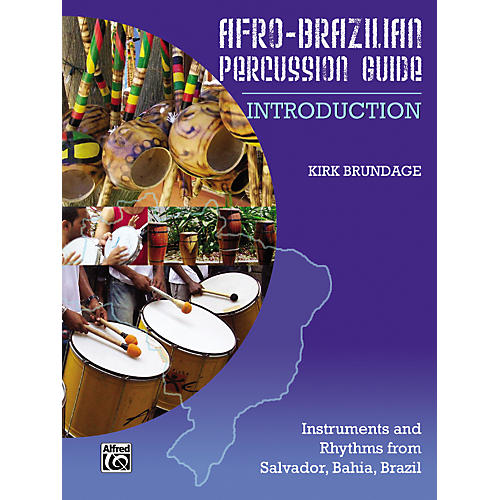 Alfred Afro-Brazilian Percussion Guide Book 1: Introduction-thumbnail