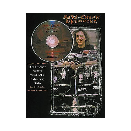 Centerstream Publishing Afro-Cuban Drumming (Book/CD)-thumbnail