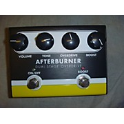 Jet City Amplification Afterburner Dual Stage Overdrive Effect Pedal