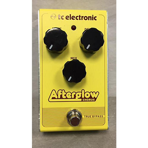 Tc Electronic Afterglow : used tc electronic afterglow effect pedal guitar center ~ Russianpoet.info Haus und Dekorationen
