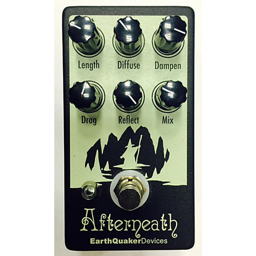 Earthquaker Devices Afterneath Reverb Effect Pedal-thumbnail