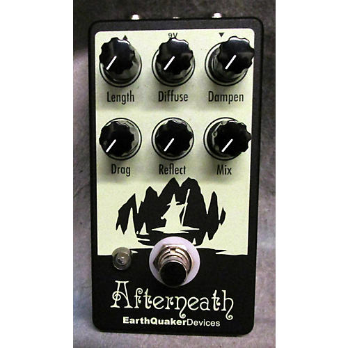 Earthquaker Devices Afterneath Reverb Effect Pedal