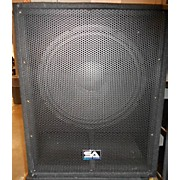 Seismic Audio Aftershock 18 Powered Speaker
