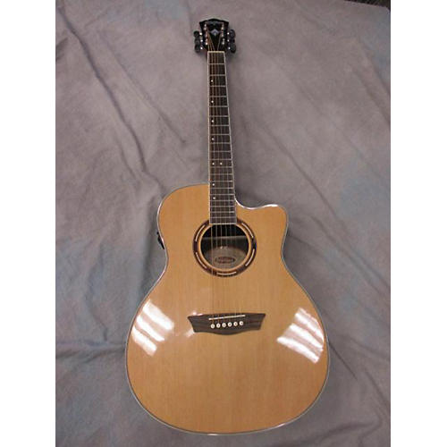 Washburn Ag20cek Acoustic Electric Guitar