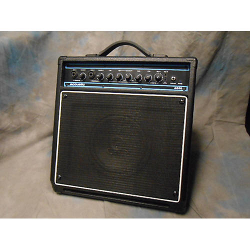 In Store Used Ag30 Guitar Combo Amp