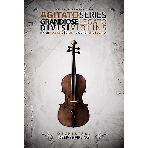 8DIO Productions Agitato Series: Legato Arpeggio-thumbnail