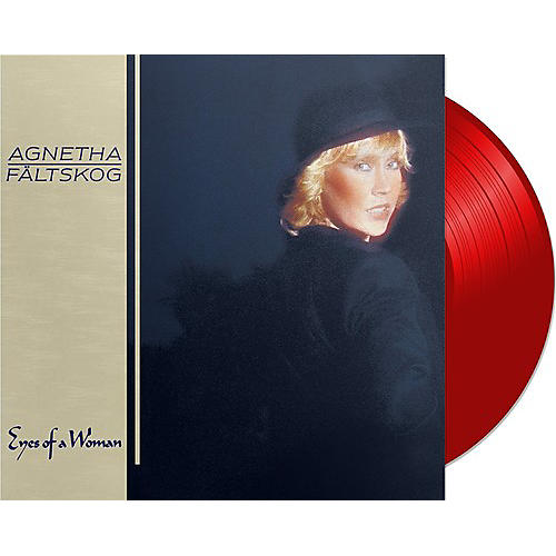 Alliance Agnetha Fältskog - Eyes Of A Woman (Red Vinyl)
