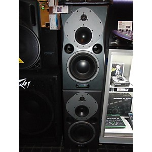 Pre-owned Dynaudio Acoustics Air 20 Master and Slave Powered Monitor by Dynaudio Acoustics