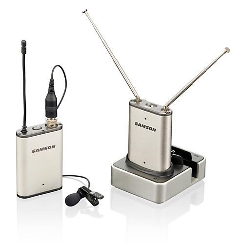 Samson Airline Micro Camera/Lavalier Wireless System-thumbnail