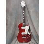 Eastwood Airline Tuxedo Deluxe Hollow Body Electric Guitar