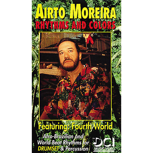 Alfred Airto Moreira Rhythms and Colors Video