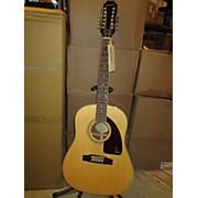 Epiphone Aj-212s 12 String Acoustic Guitar
