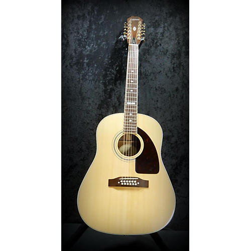 Epiphone Aj18s-12 12 String Acoustic Guitar