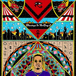 Akthesavior Ak Of The Underachievers - Blessings in The Gray 2 by