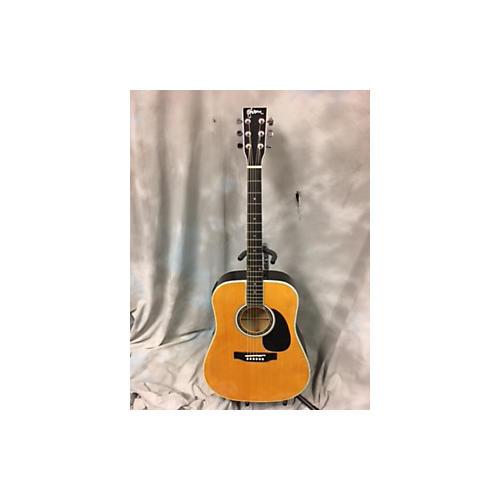Elezan Al-100 Acoustic Electric Guitar