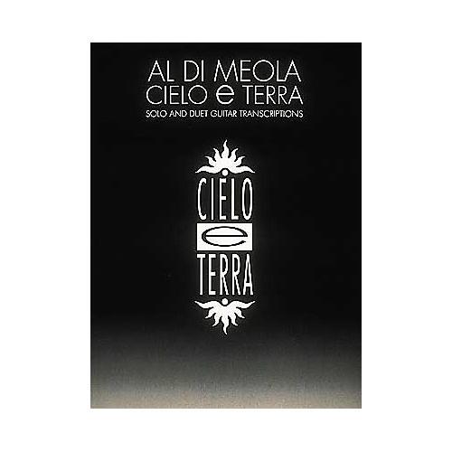 Hal Leonard Al Di Meola - Cielo E Terra Guitar Tab Book