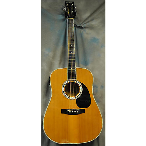 used esteban al100 acoustic guitar guitar center. Black Bedroom Furniture Sets. Home Design Ideas