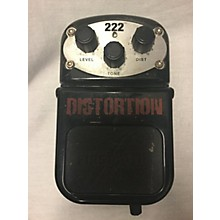 First Act Al510 Distortion Effect Pedal