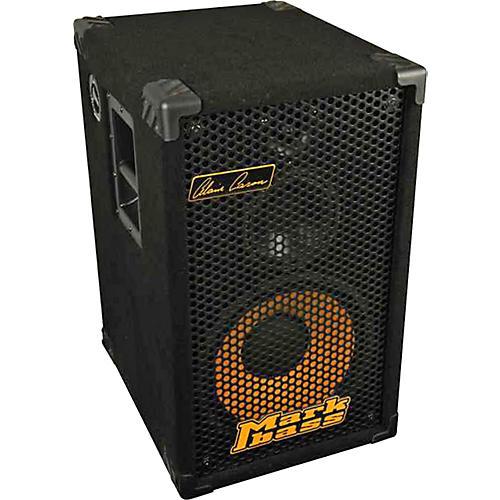 Markbass Alain Caron Signature BAS 121 700W 1x12 and 1x6 Active Bass Speaker Cabinet