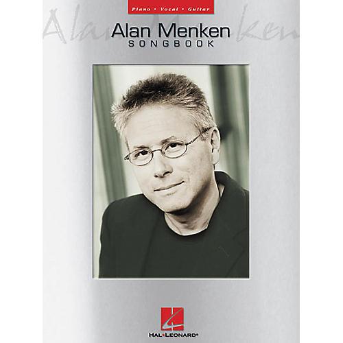 Hal Leonard Alan Menken Songbook