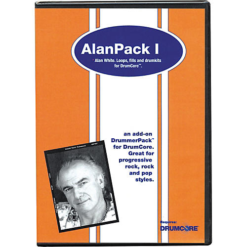 Sonoma Wire Works AlanPack I Add-On DrummerPack for DrumCore-thumbnail