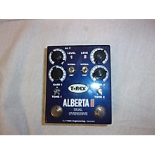 T-Rex Engineering Alberta 2 Dual Overdrive Effect Pedal