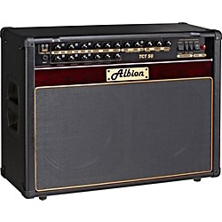 Albion Amplification TCT Series TCT50C 50W Tube Guitar Combo Amp Blemished - Like New