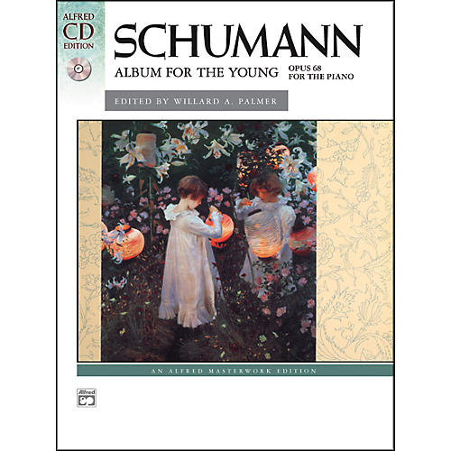 Alfred Album for the Young Op. 68 Book & 2 CDs-thumbnail