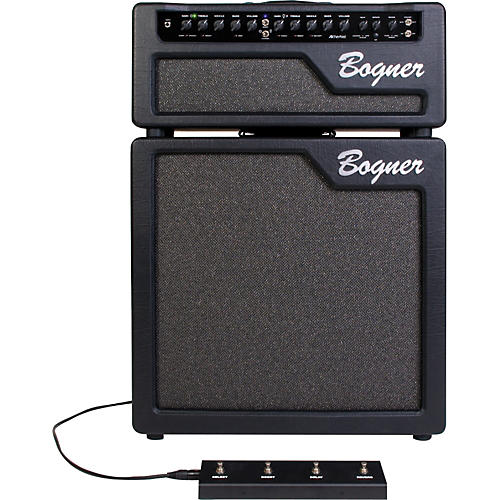 Bogner Alchemist and 2x12 Half Stack-thumbnail
