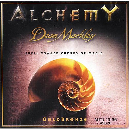 Dean Markley Alchemy GoldBronze Medium Acoustic Strings