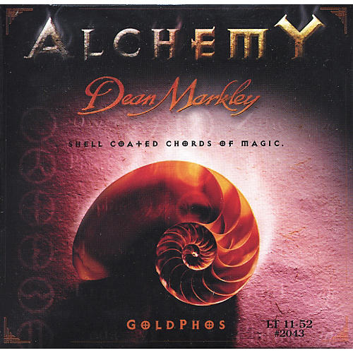 Dean Markley Alchemy GoldPhos Acoustic Light-thumbnail