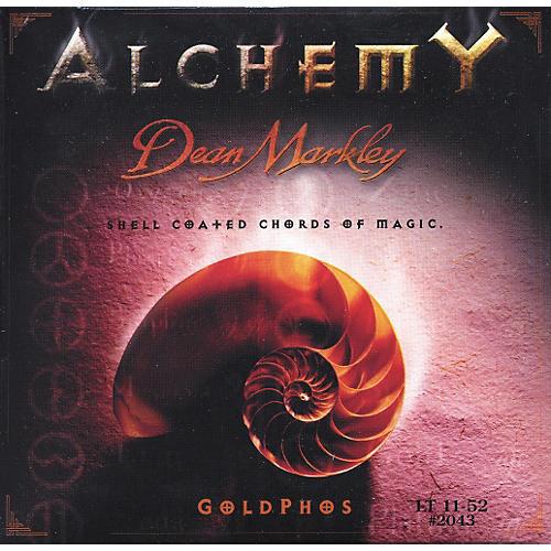 Dean Markley Alchemy GoldPhos Acoustic Light