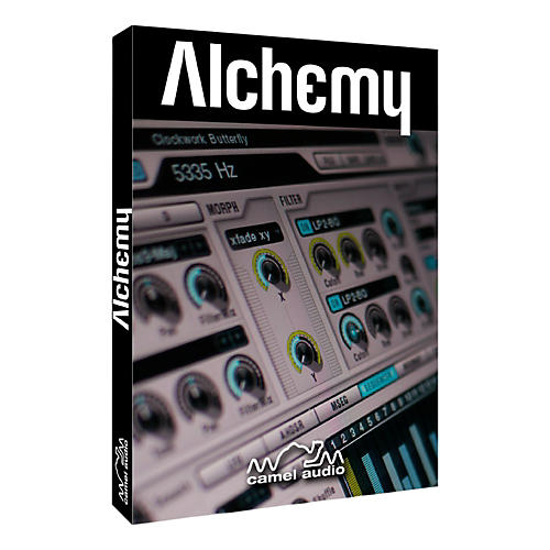 Camel Audio Alchemy Sample Manipulation Synth Software Download