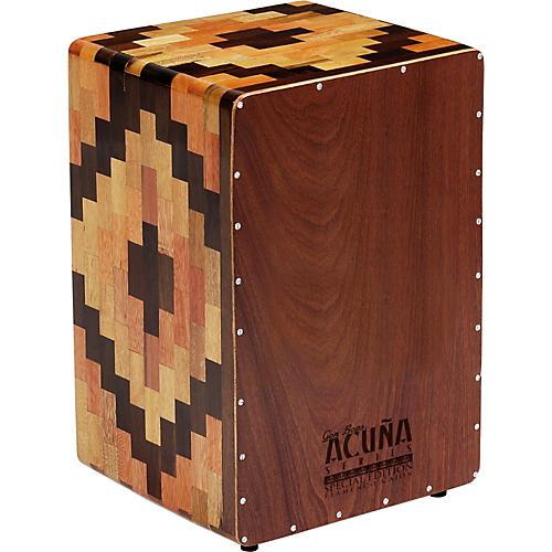 Gon Bops Alex Acuna Signature Special Edition Cajon-thumbnail