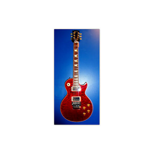 Gibson Alex Lifeson 40th Anniversary Of Rush Les Paul Axcess Solid Body Electric Guitar-thumbnail