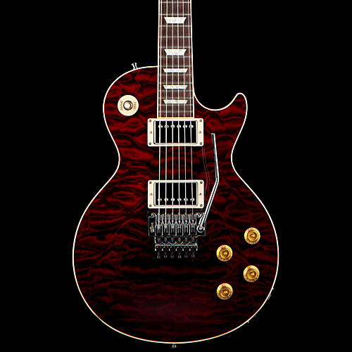 Gibson Custom Alex Lifeson 40th Anniversary R40 Les Paul Axcess Quilt