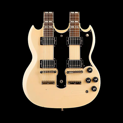 Gibson Custom Alex Lifeson EDS-1275 Doubleneck Electric Guitar