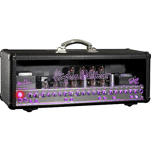 Hughes & Kettner Alex Lifeson Signature TriAmp MKII 100W Tube Guitar Amp Head-thumbnail
