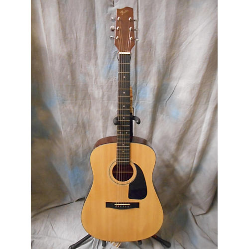 Fender Alexus 30 Acoustic Electric Guitar-thumbnail