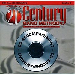 Alfred Belwin 21st Century Band Method Level 2 CD (00-B21200CD1)