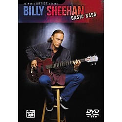 Alfred Billy Sheehan: Basic Bass (DVD) (00-21984)