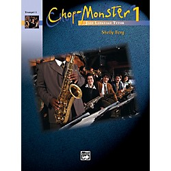 Alfred Chop-Monster Book 1 Trumpet 1 Book (00-251016)