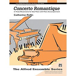 Alfred Concerto Romantique 2 copies required (00-18075)